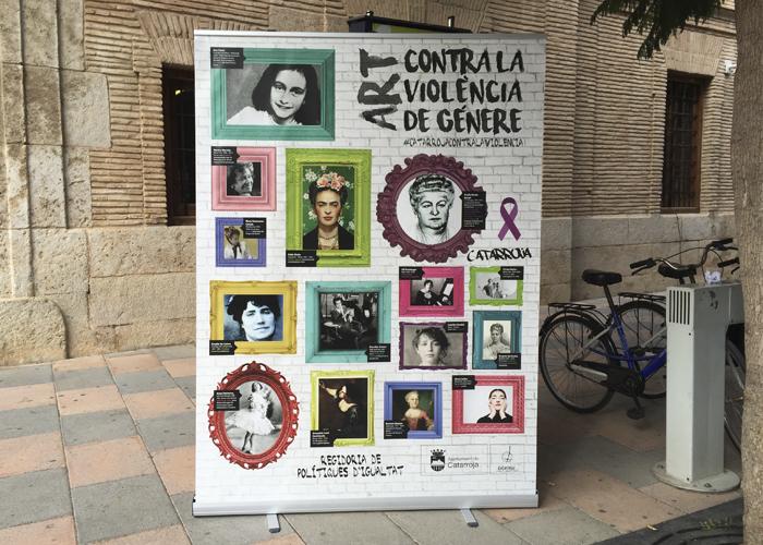 Art contra la Violència de Gènere